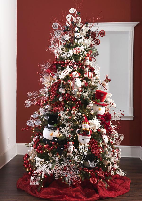 Arbol de Navidad 60 ideas Preciosas para Decorar (84)