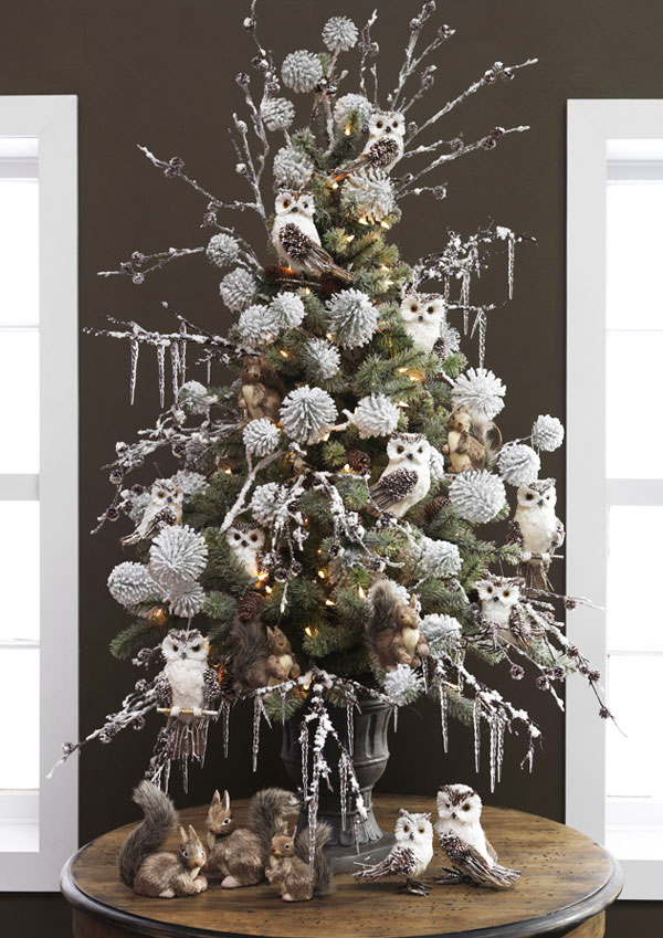 Arbol de Navidad 60 ideas Preciosas para Decorar (85)