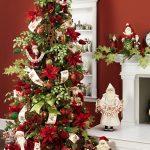 Arbol de Navidad 60 ideas Preciosas para Decorar (89)