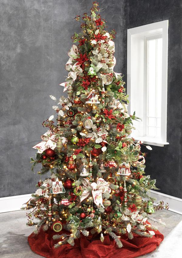 Arbol de Navidad 60 ideas Preciosas para Decorar (94)