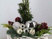 +de 60 fotos e ideas para inspirarte y crear Centros de Mesa para Navidad