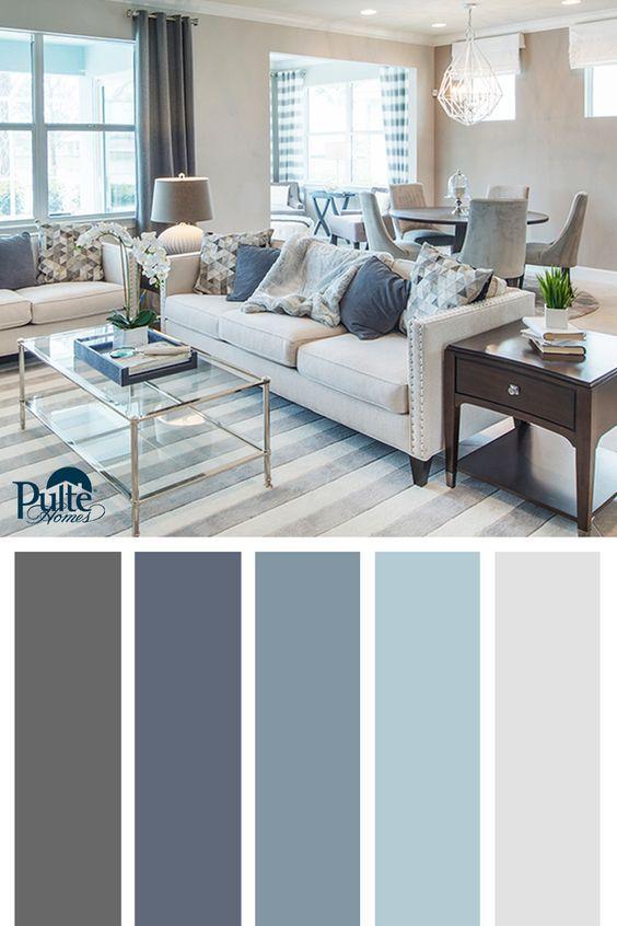 Colores para interiores de casas pequeñas