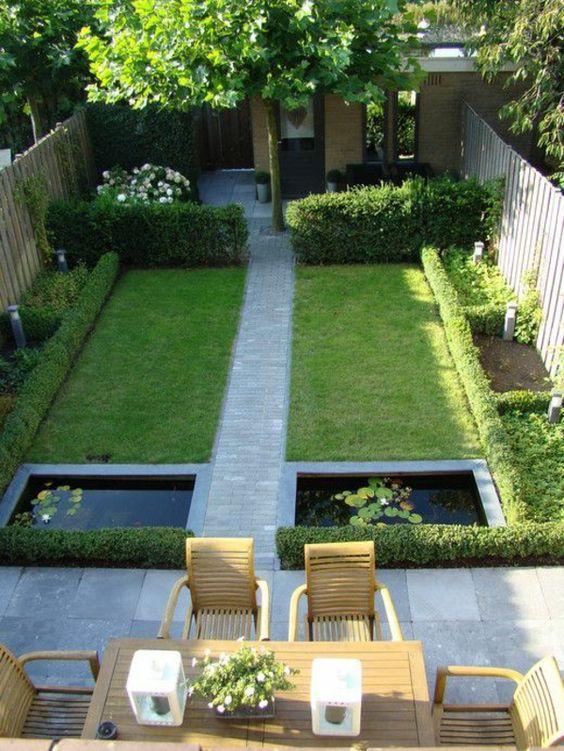 Dise o de jardines para casas conoce las tendencias 2018 for Disenar jardines
