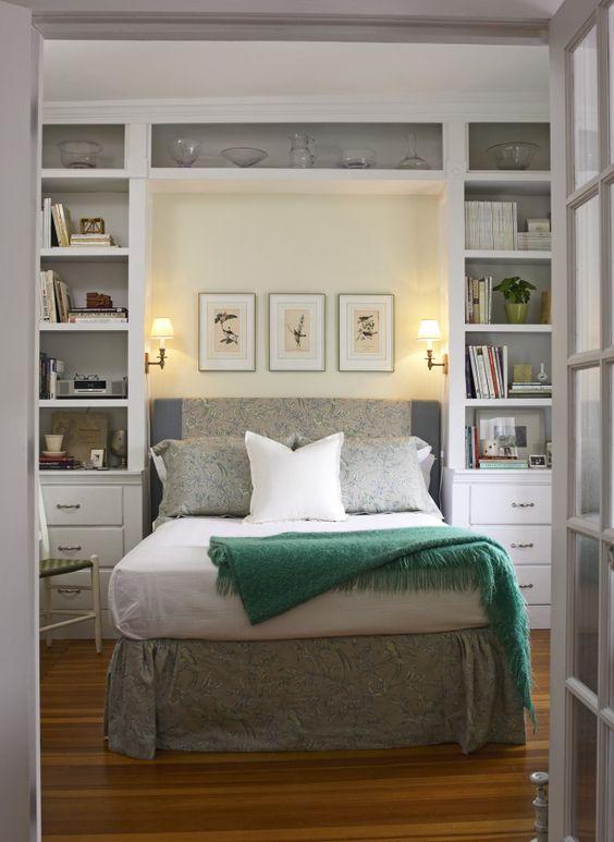 Como aprovechar el espacio de una habitacion (1)