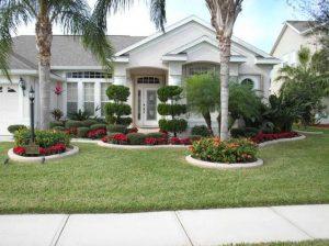 Como arreglar el jardin del frente de mi casa (2)
