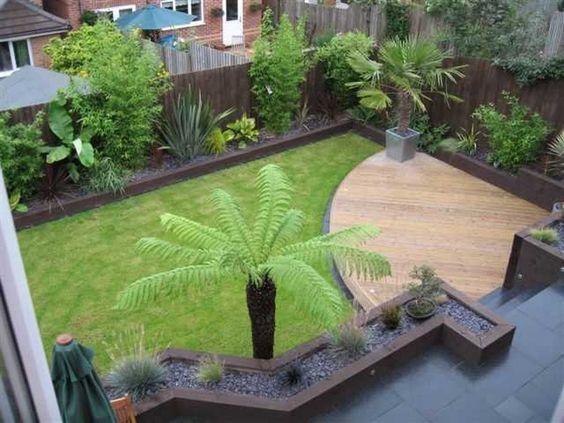 Dise o de jardines para casas conoce las tendencias 2018 for Arreglar jardin pequeno