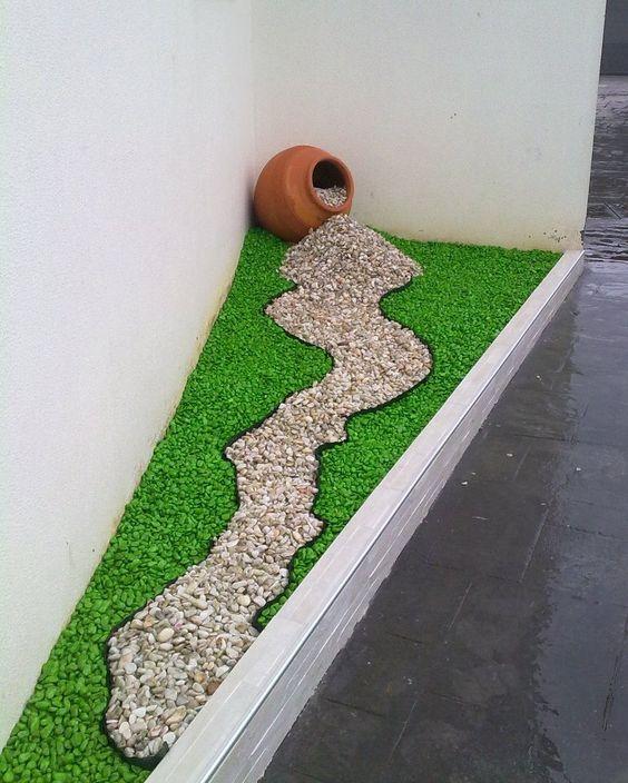Como arreglar un jardín pequeño