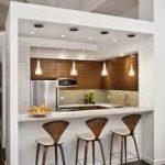 Como decorar la barra desayunadora de la cocina (2)
