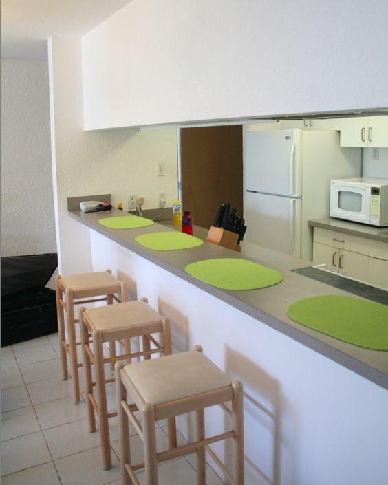 Decoracion de cocinas modernas 2018 de 160 fotos e for Cocinas modernas pequenas para apartamentos con desayunador