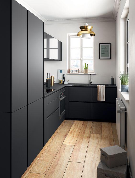 Como decorar una cocina pequeña (3) | Decoracion de interiores ...