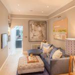 Como decorar una sala pequeña y moderna