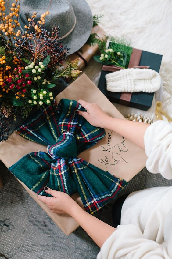Cómo envolver regalos esta navidad | Ideas DIY y fotos