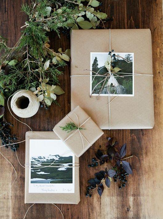 Como envolver regalos esta navidad Ideas DIY y fotos (6)