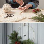 Como hacer manualidades faciles navideñas (21)