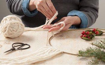 Como hacer manualidades faciles navideñas