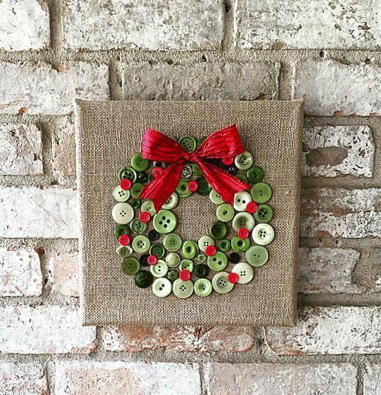 Como hacer manualidades faciles navideñas (3)