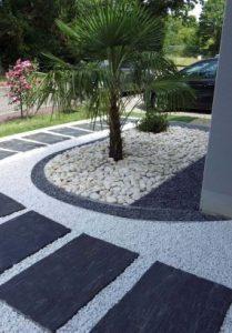 Como hacer un jardin pequeno con piedras (5)