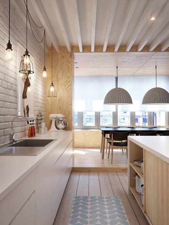 Como iluminar la cocina (3)