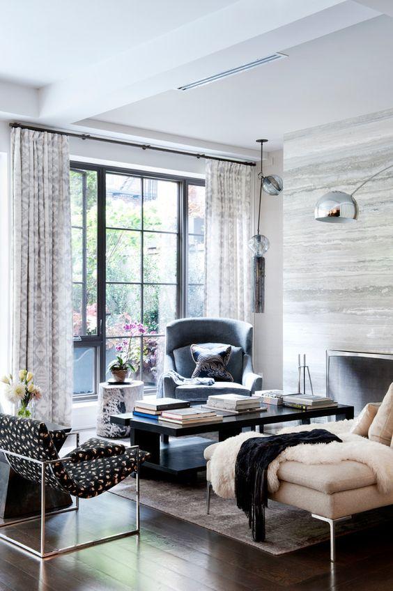Tendencias en decoracion de interiores de casas peque as - Como iluminar una casa ...
