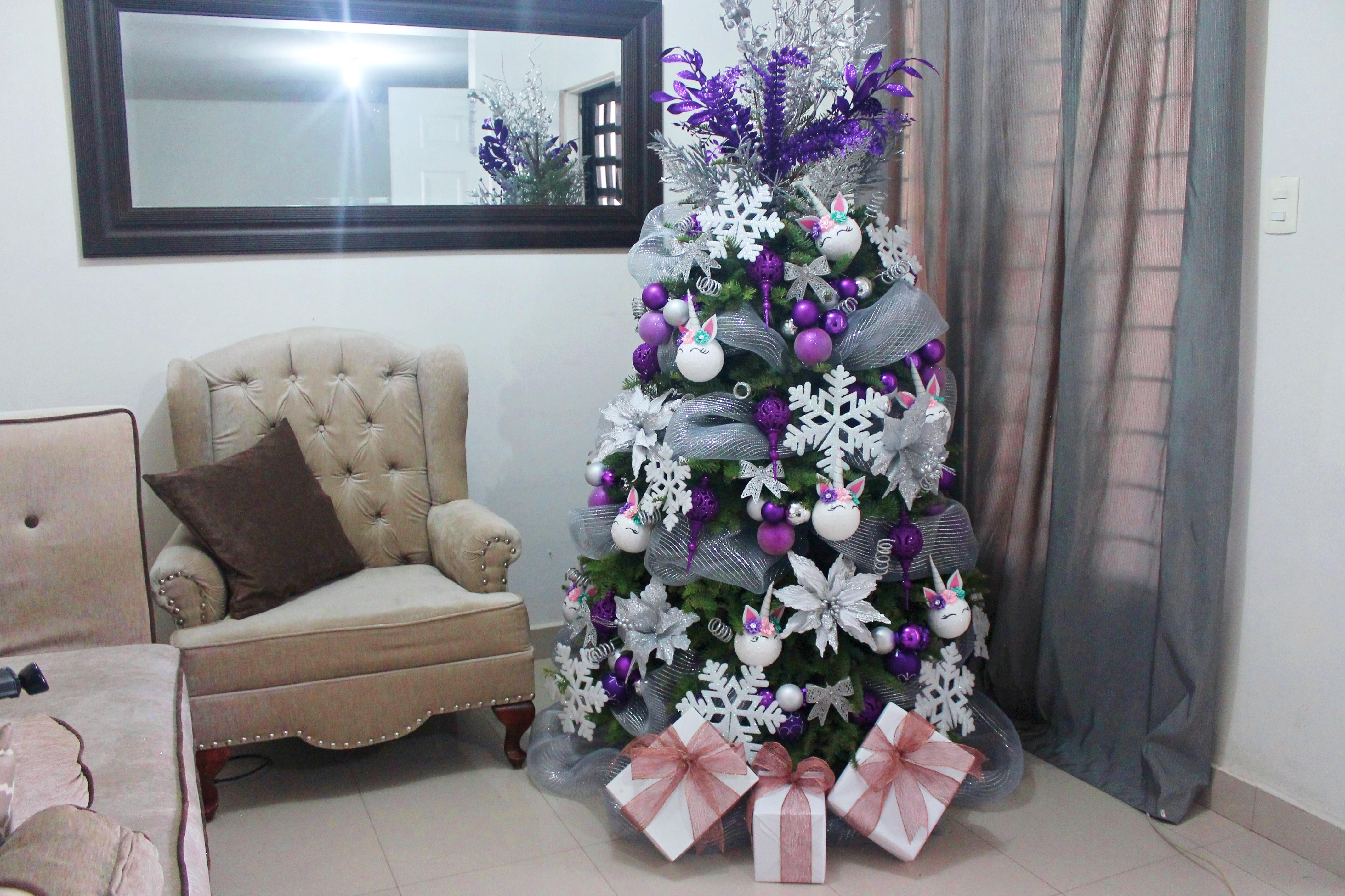 Decora con nosotras tu arbol de navidad con tema de - Decora tu arbol de navidad ...