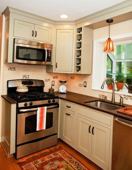 Decoracion de cocina estilo clasico (2)