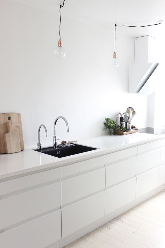 Decoracion de cocina estilo minimalista (3)