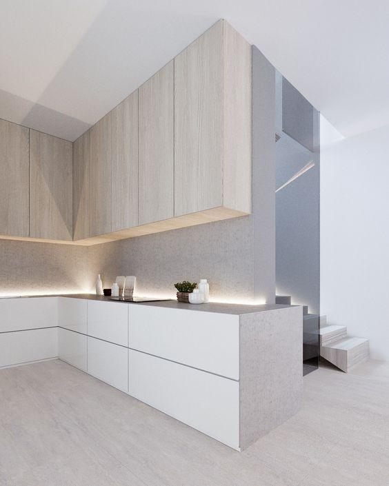 Decoracion de cocina estilo minimalista (5)