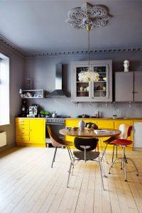 Decoracion de cocinas color amarillo (2)