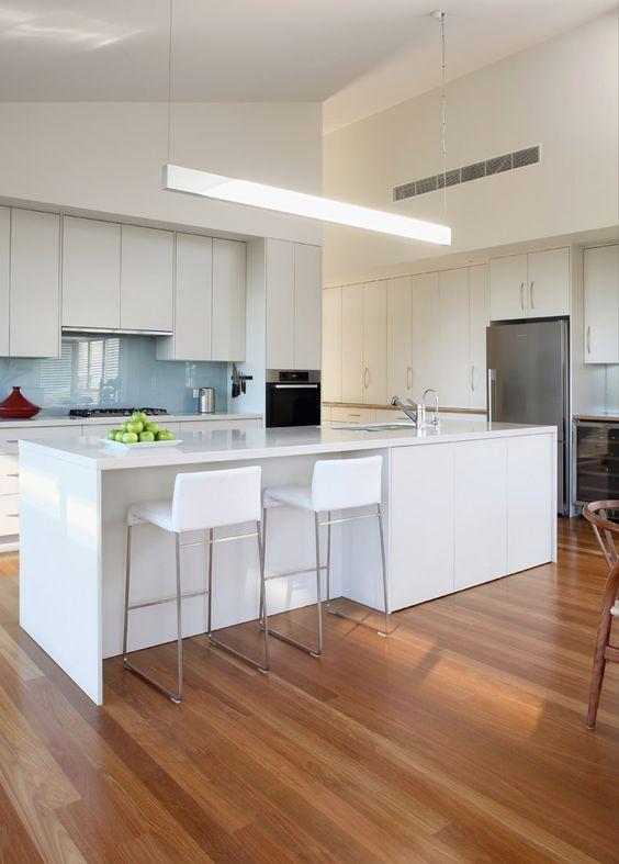Decoracion de cocinas color blanco (4)
