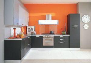Decoracion de cocinas color naranja (1)