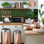 Decoracion de cocinas color verde (1)