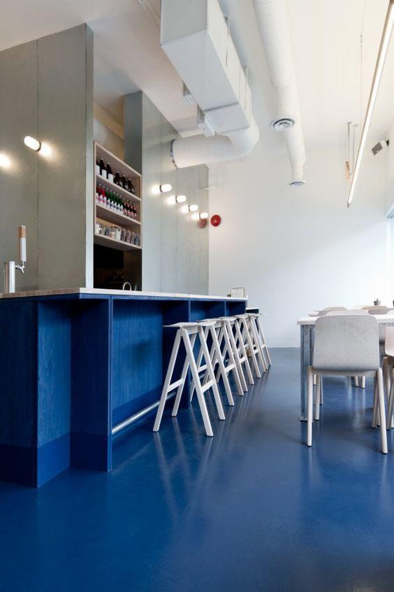 Decoracion de cocinas en color azul (3)