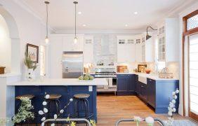 Decoracion de cocinas modernas 2018   +de 160 fotos e ideas