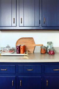 Decoracion de cocinas en color azul (5)