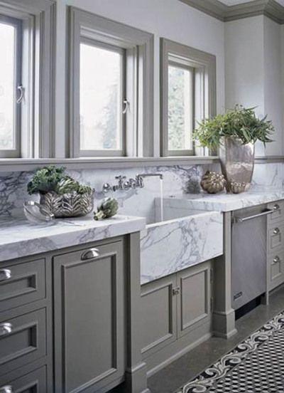 Decoracion de cocinas en color gris (3)