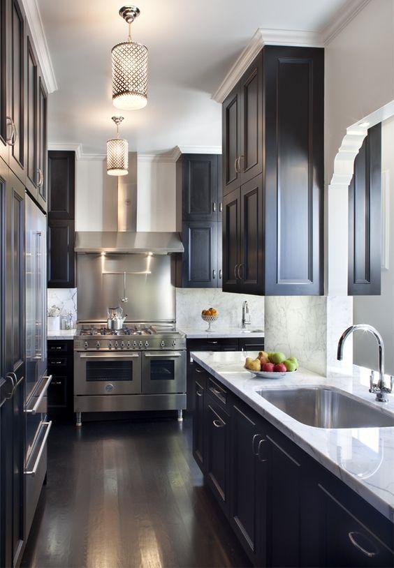 Decoracion de cocinas en color negro (3)