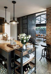 Decoracion de cocinas estilo industrial (4)