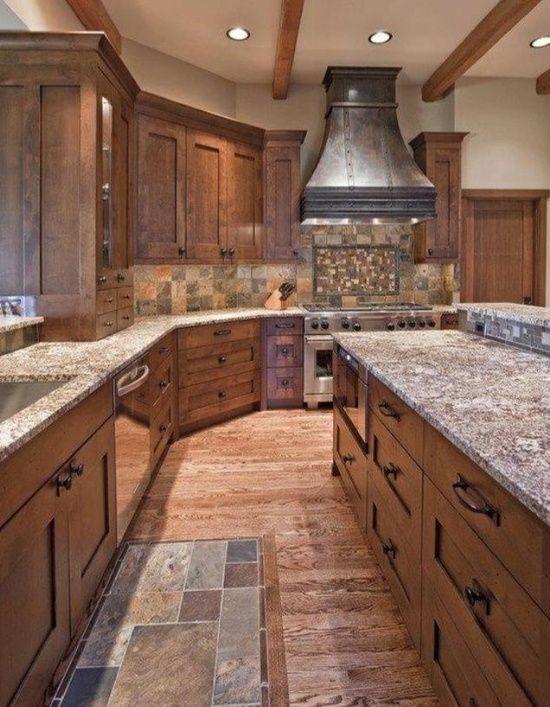 Decoracion de cocinas estilo rustico (1)