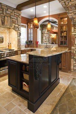 Decoracion de cocinas estilo rustico (2)