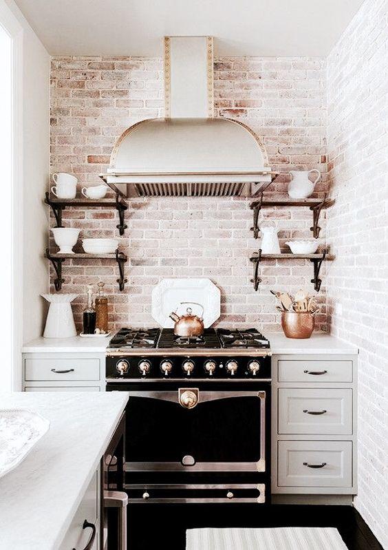 Decoracion de cocinas estilo vintage (3)