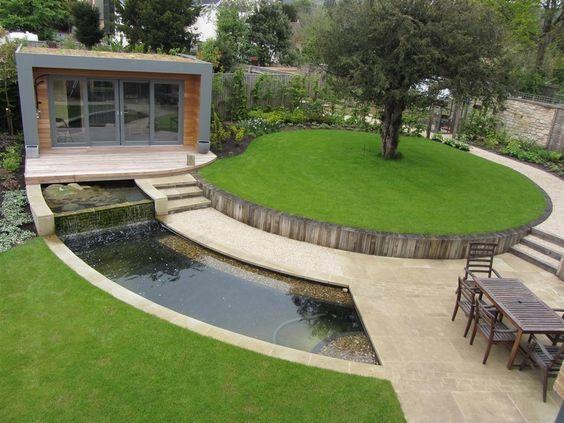 Diseño De Jardines Para Casas Conoce Las Tendencias 2019