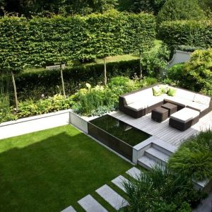 Decoracion De Jardines Modernos 3 - Jardines-modernos