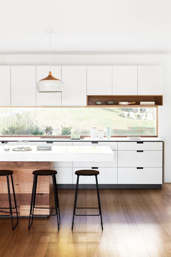 Dise os de ventanas para cocinas 1 decoracion de for Disenos de cocinas para apartamentos