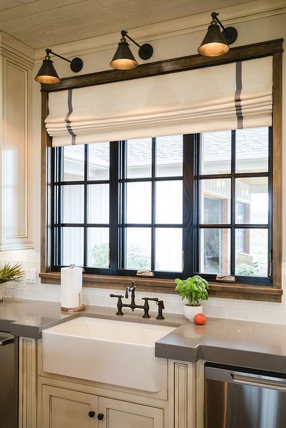 Dise os de ventanas para cocinas 3 como organizar la Disenos cocinas pequenas para apartamentos
