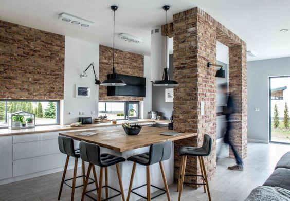 Decoracion de cocinas modernas 2018 | +de 160 fotos e ideas |