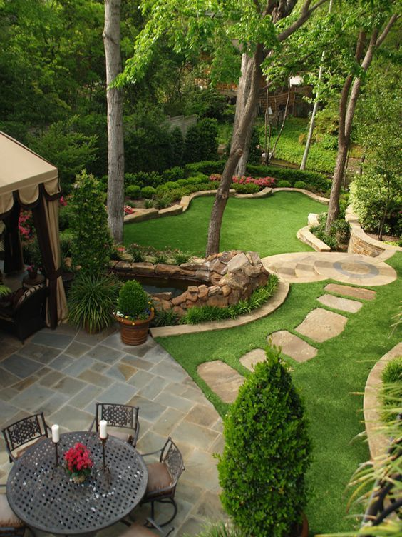 dise o de jardines para casas ecolog a taringa On diseno de jardines amplios
