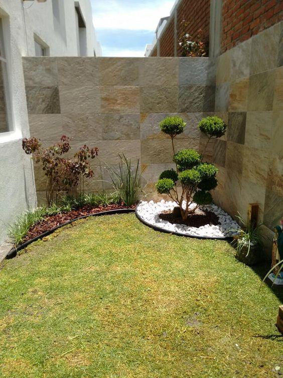 Dise o de jardines para casas conoce las tendencias 2018 for Decoracion de jardines pequenos con flores