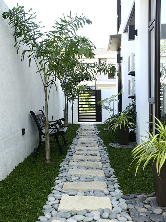 Dise o de jardines para casas conoce las tendencias 2018 for Patios decorados