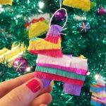 Esferas Navideñas con detalles Mexicanos (2)