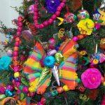 Esferas Navideñas con detalles Mexicanos